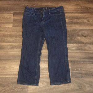 Eddie Bauer Capris/knicker Bottoms
